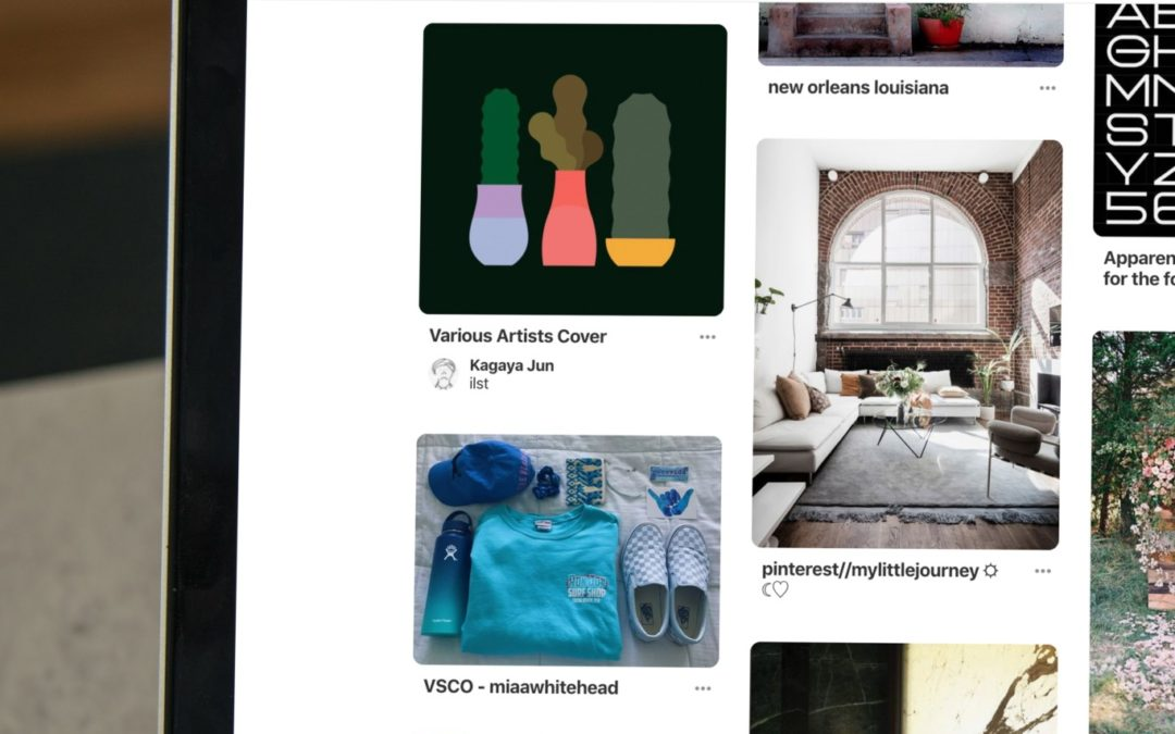 Did you know we're on Pinterest?