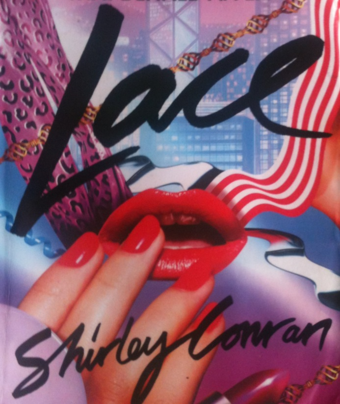 Stationery in literature part 1 – Lace by Shirley Conran