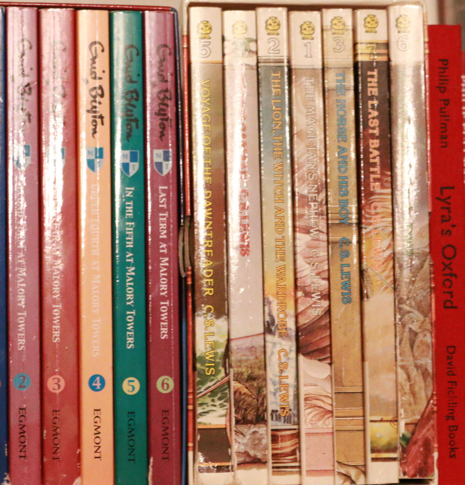 Oh, my… favourite childhood books