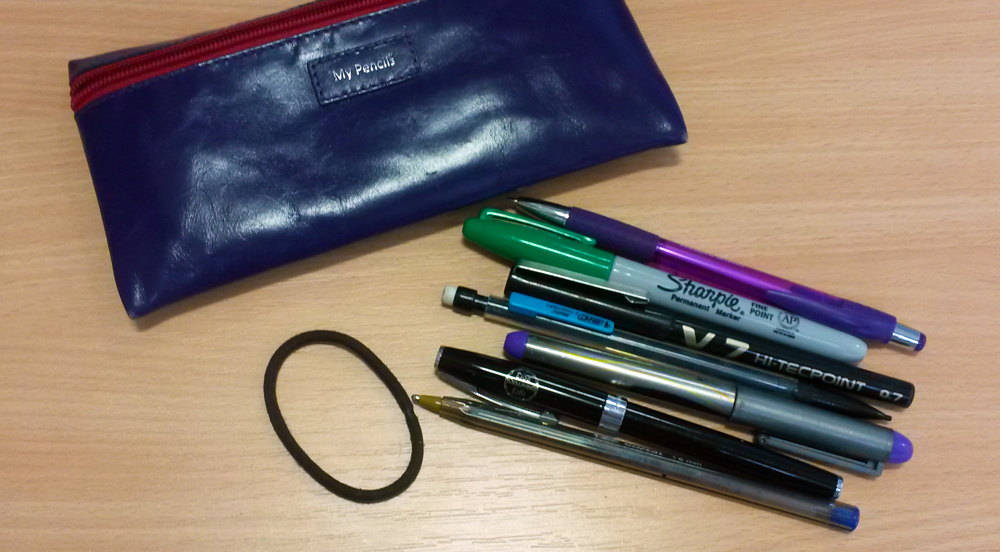 Life lessons from stationery (and a tale of lost and found)