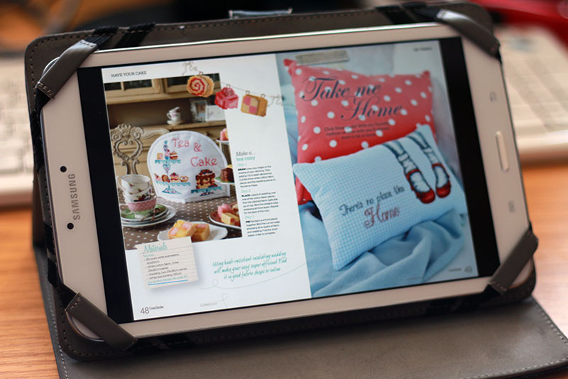 Finding unexpected joy in digital magazines