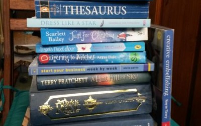 My very own library…
