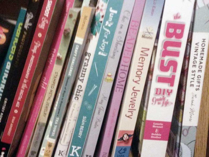 bookshelves - inkdrops.co.uk