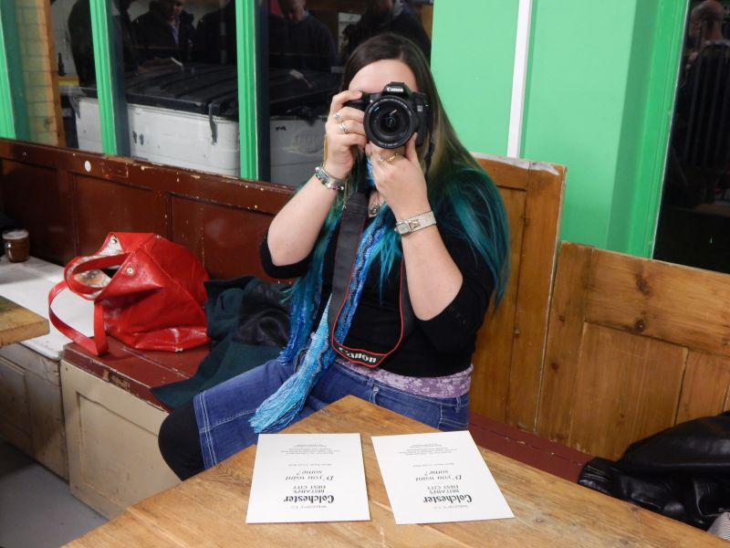 Photographs in the post