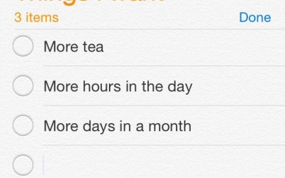 Can I have an extra couple of days in the month?