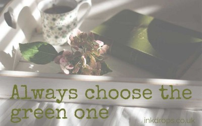 Heuristic #1: Always choose the green one