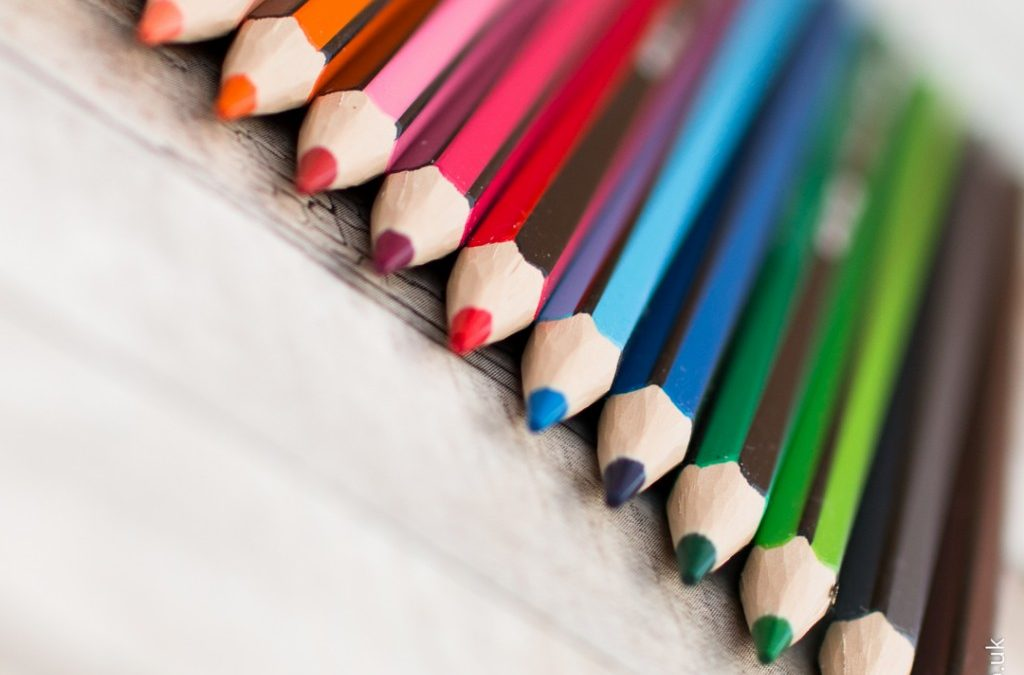 National Stationery Week 2016: Pencil Day Monday with Staedlter colouring pencils