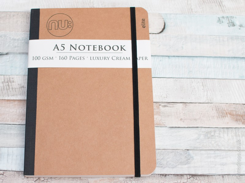 National Stationery Week 2016 – Thank You Thursday with Nu: notebook