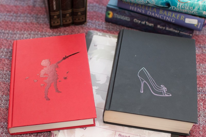 hidden secrets | peter pan in scarlet and how to walk in high heels | inkdrops.co.uk