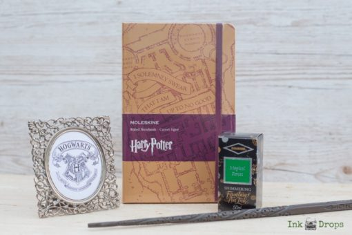I Love Harry Potter - Moleskine & Sparkling Ink Bundle - Ink Drops | delightful stationery by subscription, UK subscription box, stationery boutique