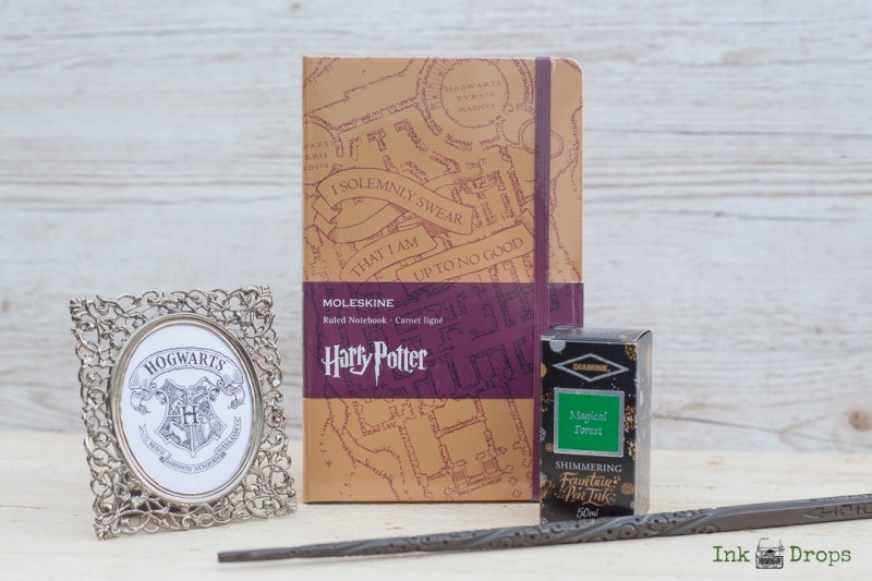 Harry Potter stationery bundle | inkdrops.co.uk
