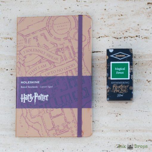 Harry Potter stationery bundle | inkdrops.co.uk