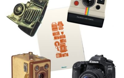 From the desk of a camera addict…