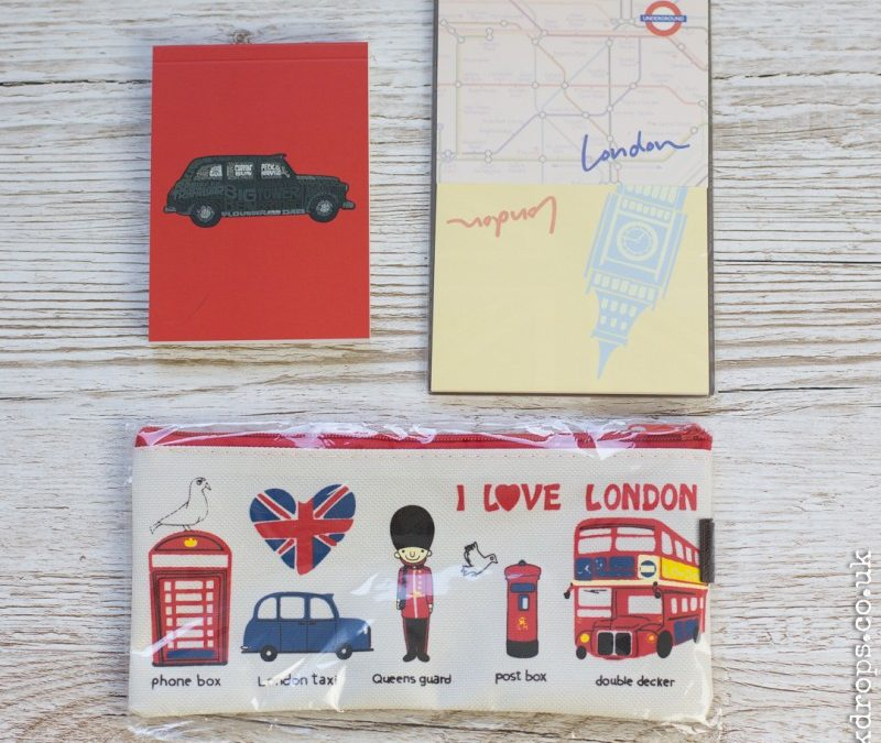 Anyone for a mini stationery subscription?
