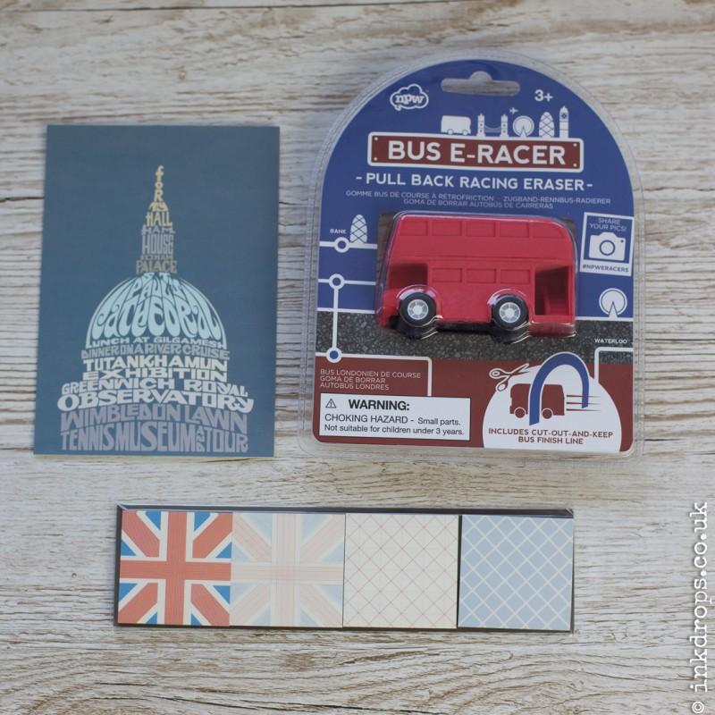 London stationery subscription | inkdrops.co.uk