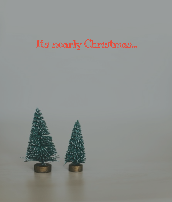 It's nearly Christmas - Photo by Kari Shea on Unsplash - inkdrops.co.uk - stationery by subscription