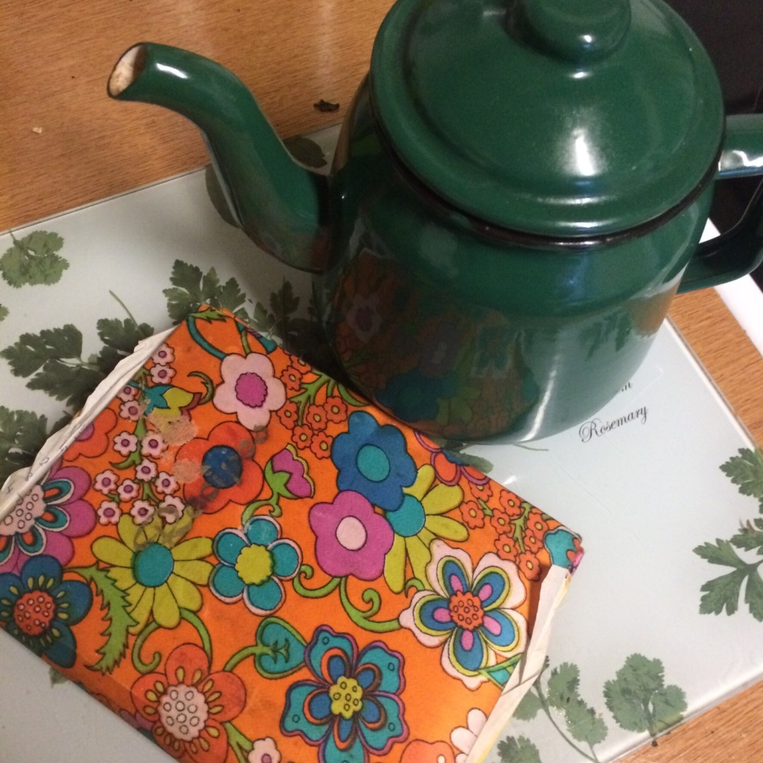 Love this 70s recipe book - inkdrops.co.uk - stationery subscription boxes