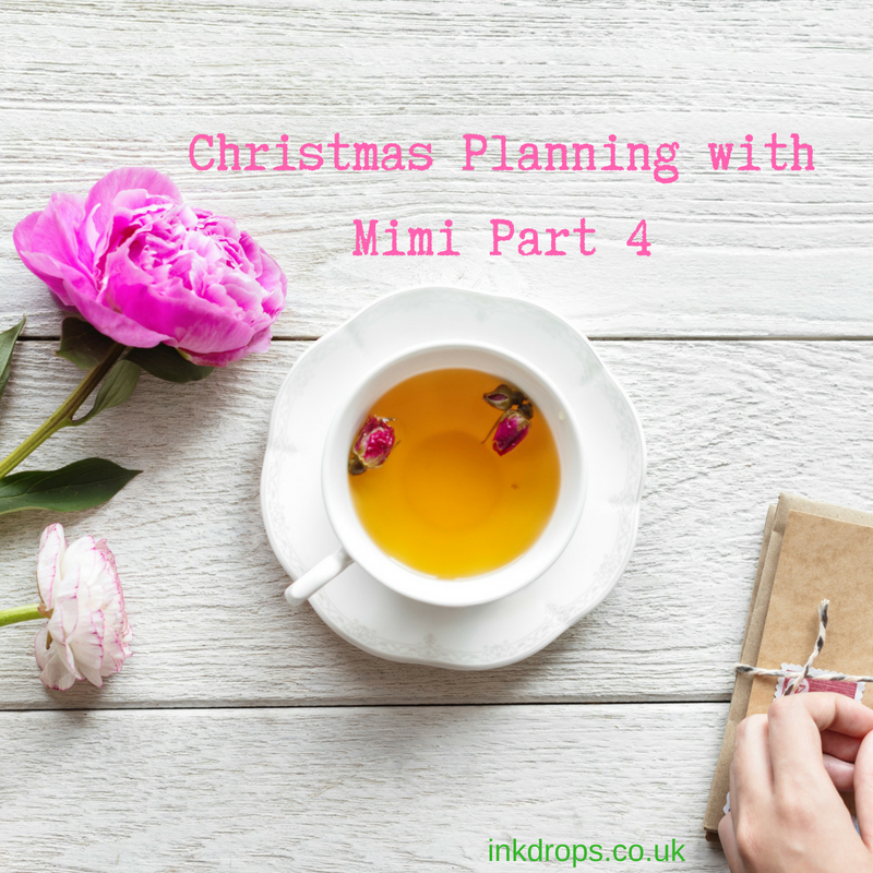 Christmas planning with Mimi - inkdrops.co.uk - stationery subscription boxes - Photo by rawpixel on Unsplash