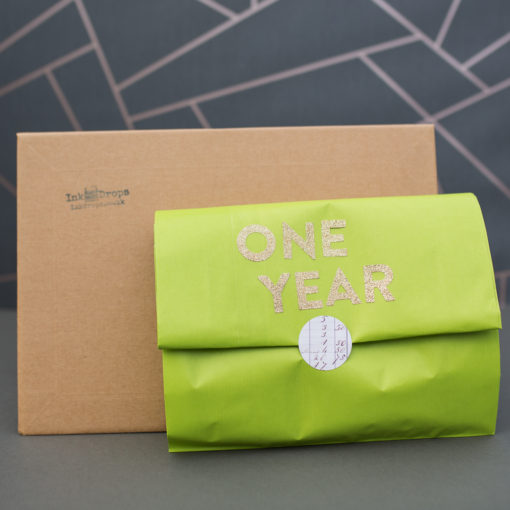 A whole year Ink Drops stationery subscription | inkdrops.co.uk