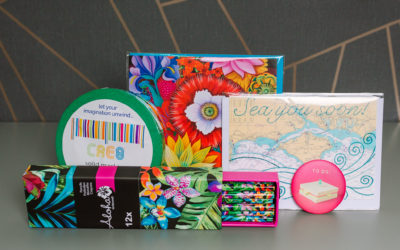 Closer Look: August 2018 monthly box