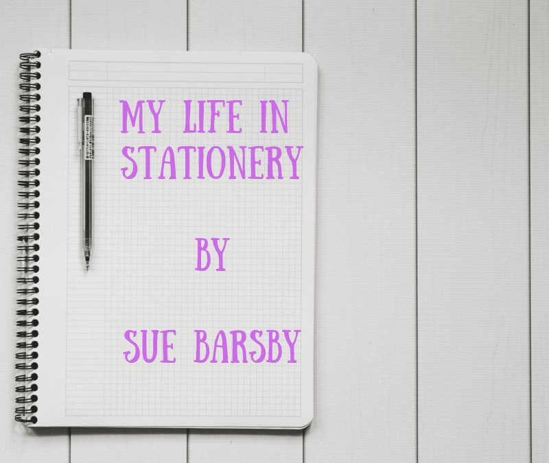 My Life in Stationery: Sue Barsby