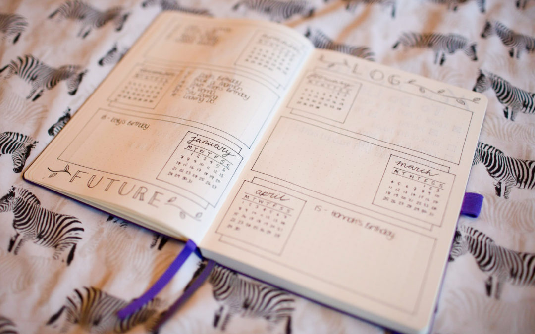 Bullet Journal Inspiration – from a reader