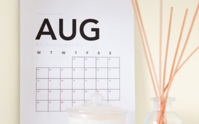Is August the new December?