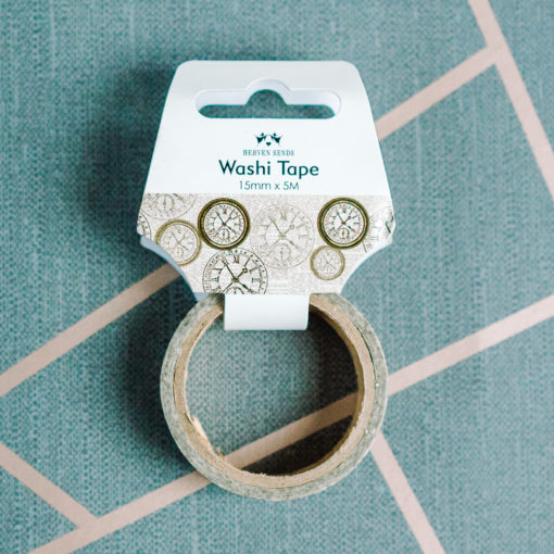 Clock tape
