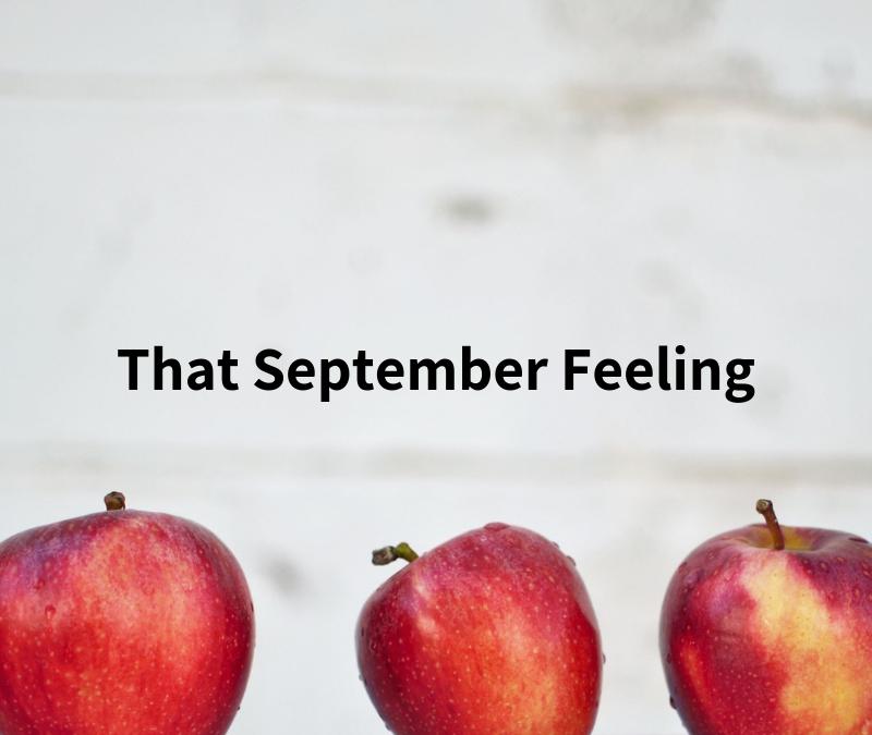 That September Feeling