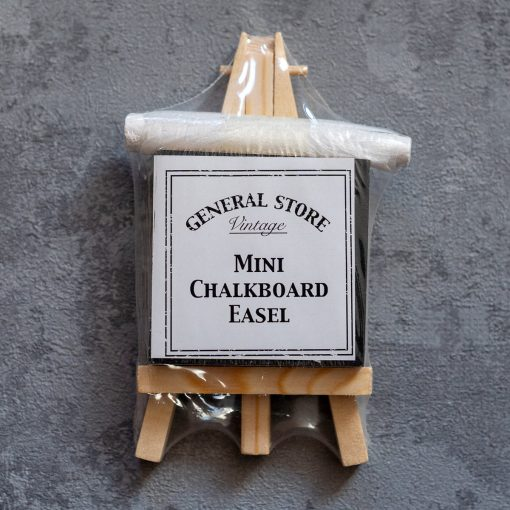 mini chalkboard easel - inkdrops.co.uk -stationery makes the world a happier place