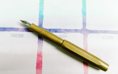 The world's most practical fountain pen?!