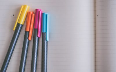 Ink Drops loves: stationery for working from home