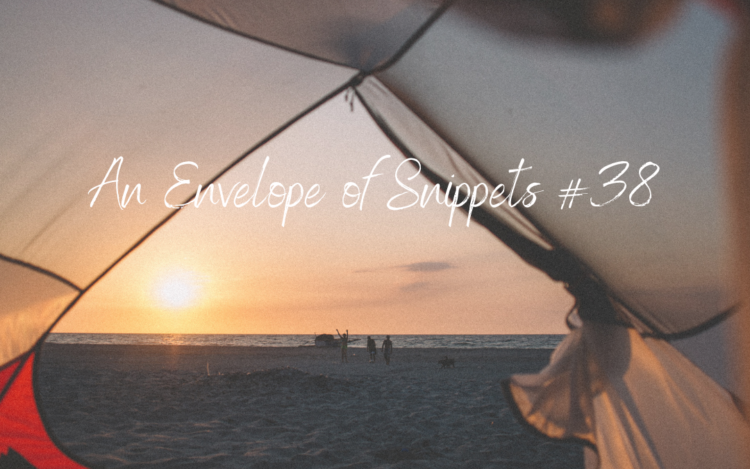 An Envelope of Snippets #38