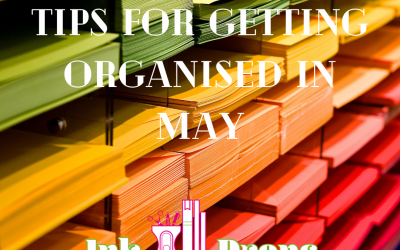 Organisational Tips for May